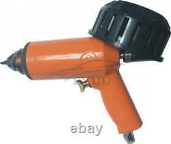 1000Pcs Car Tyre Snow Spikes Chains Stud Screw with Orange Tire Nail Air Gun Tool