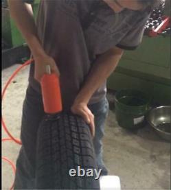 1000X Car Tires Studs Screw Snow Spikes Tyre Snow Chains StudsTire Nail Air Gun