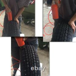 Car Tires Studs Screw Air Gun Wheel Tyre Snow Chains Stud Installation Tool Blue