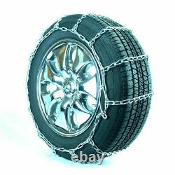 Titan Passenger Link Tire Chains Snow or Ice Covered Road 5mm 235/75-15
