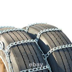 Titan Tire Chains Dual/Triple CAM On Road SnowithIce 7mm 245/75-22.5