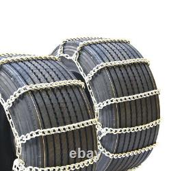 Titan Tire Chains Wide Base Mud Snow Ice Off or On Road 10mm 31x10.50-15