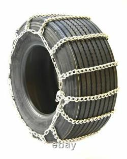 Titan Tire Chains Wide Base Mud Snow Ice Off or On Road 10mm 35x12.50-17